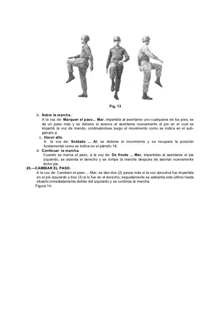 Manual de orden Cerrado Del Ejercito colombiano