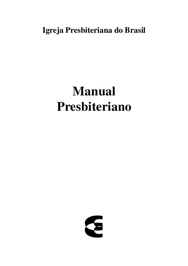Manual Presbiteriano