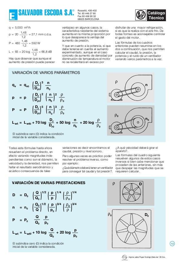 Extractor De Baño Manual:Catalogo para seleccion de elementos, en ventilacion