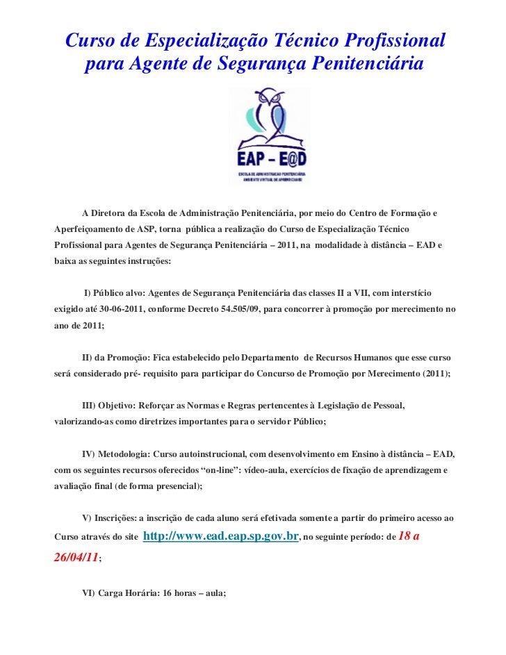 Manual - Epecialização EAD - SAP