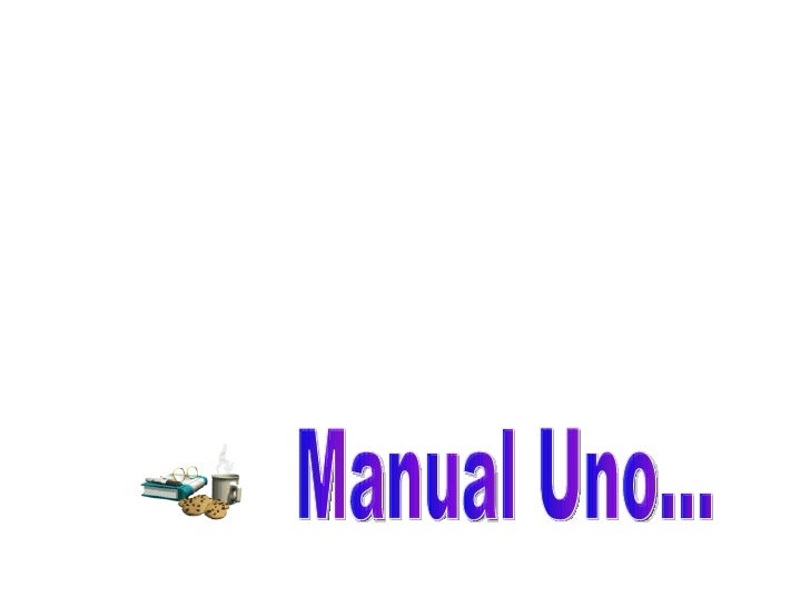 Manual Uno...