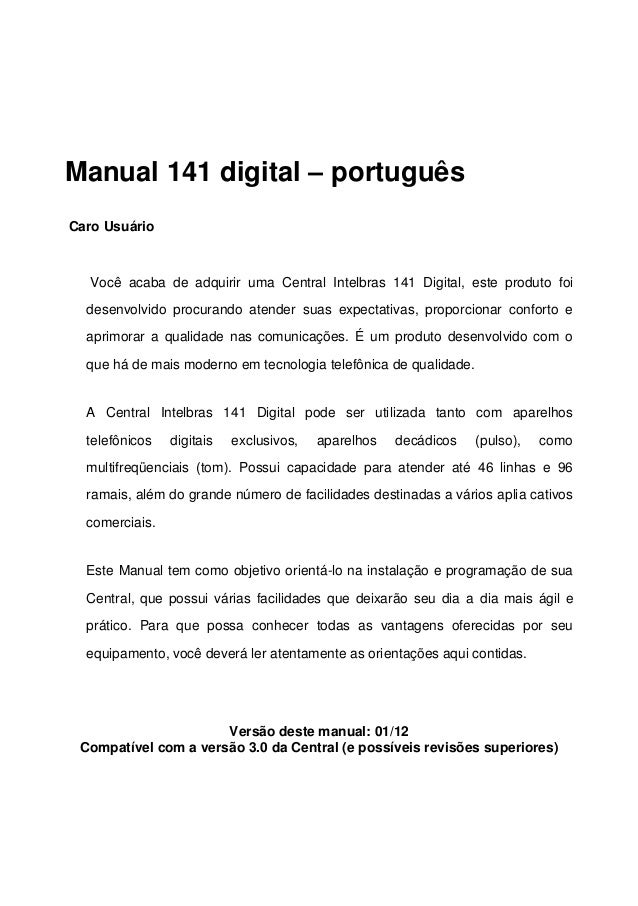 Manual 141digital programacao_01_12