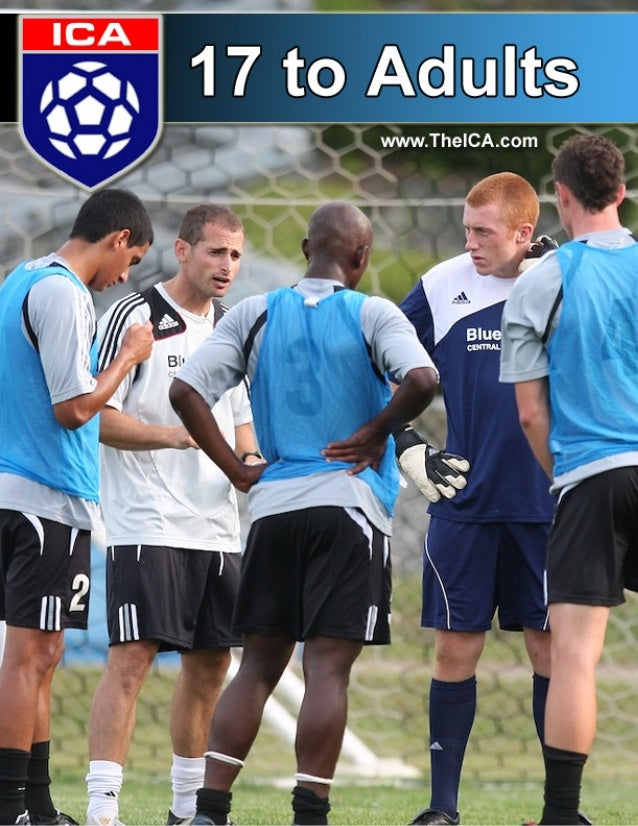 Coaching Players Ages 17 to Adult This section provides you with a twelve-week training program for players ages 17 throug...