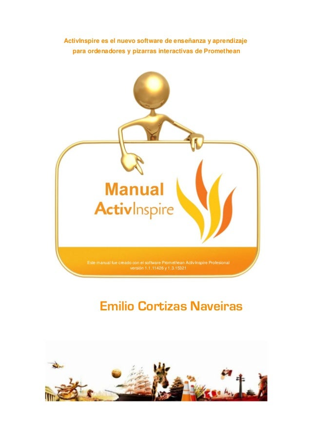 Manual activ inspire