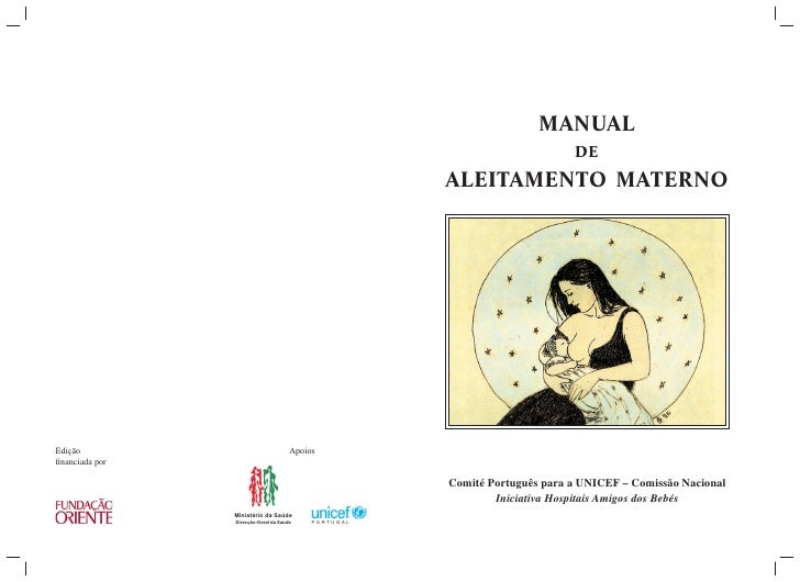 Manual aleitamento - Geofar