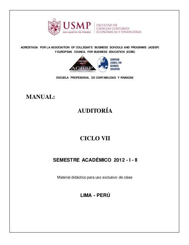 ACREDITADA POR LA ASSOCIATION OF COLLEGIATE BUSINESS SCHOOLS AND PROGRAMS (ACBSP)                   Y EUROPEAN COUNCIL FOR...