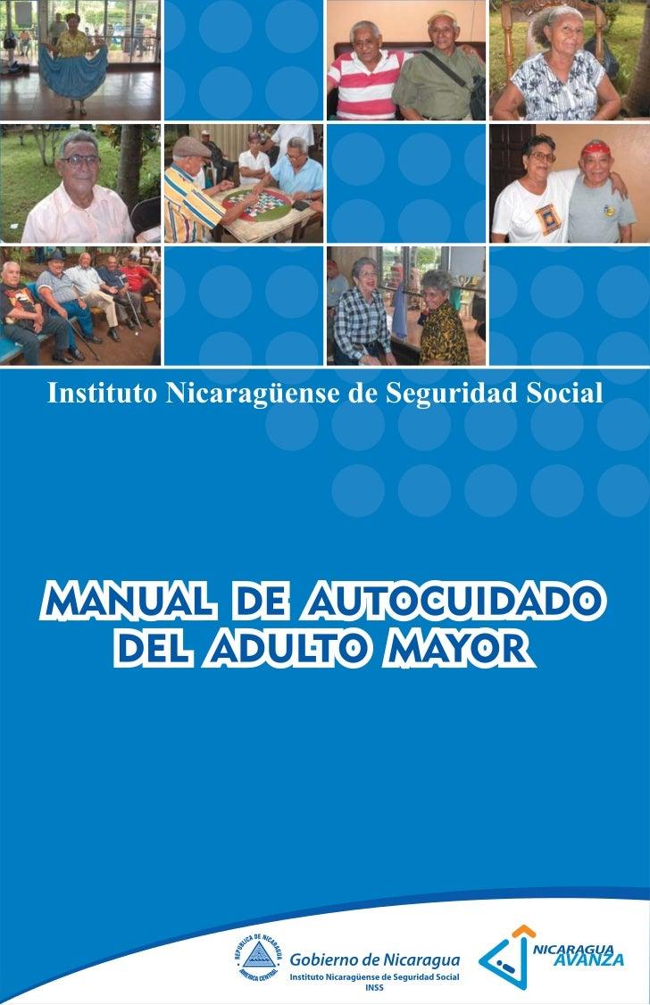 Manual de Autocuidado del Adulto Mayor