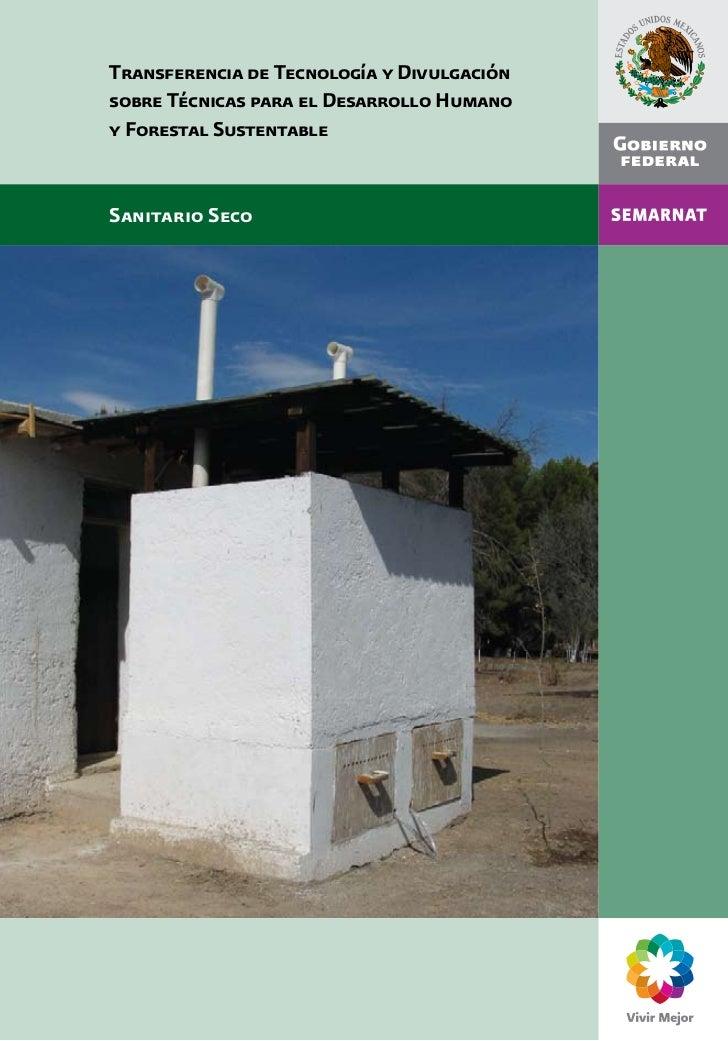 Diseno De Baño Ecologico Seco:Manual bano seco