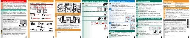 Manual bosch   lavadora integrable wis24167 ee