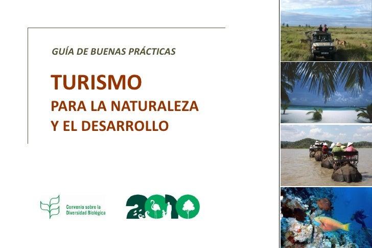 Manual de buenas practicas en turismo
