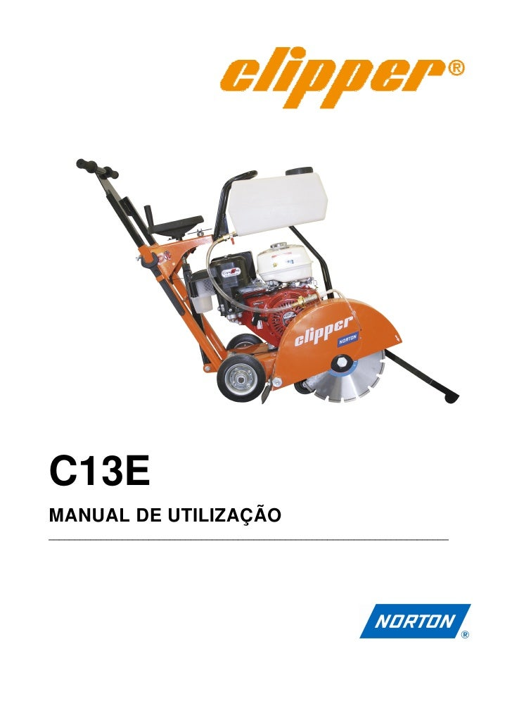 Manual Clipper C13 E