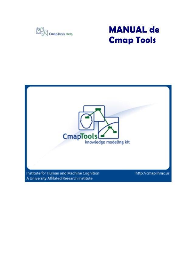 MANUAL de Cmap Tools