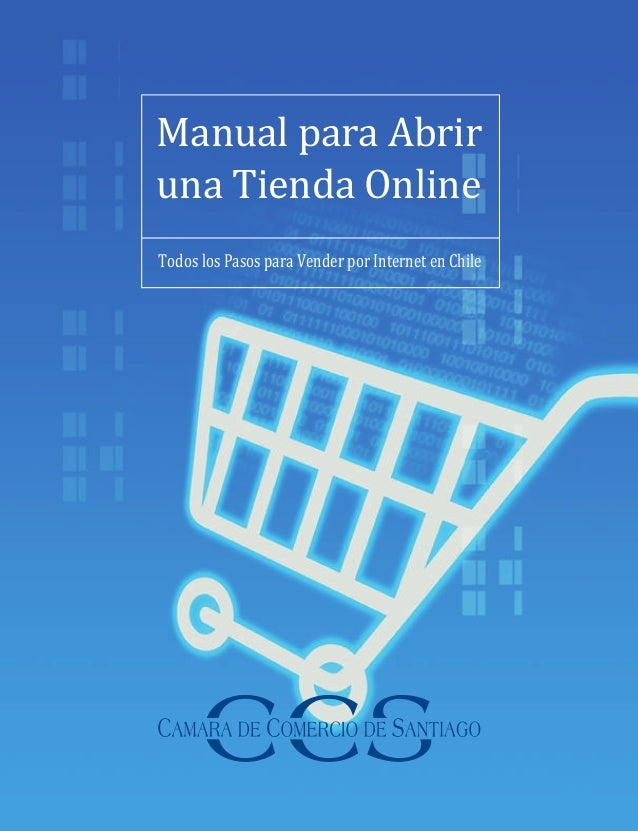 Manual para Abrir una Tienda Online Todos los Pasos para Vender por Internet en Chile