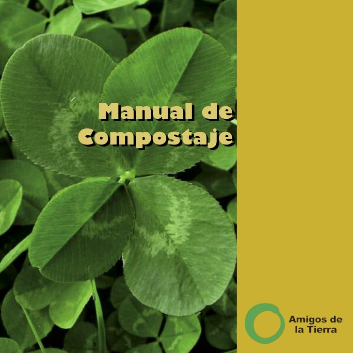 Manual de Manual deCompostajeCompostaje