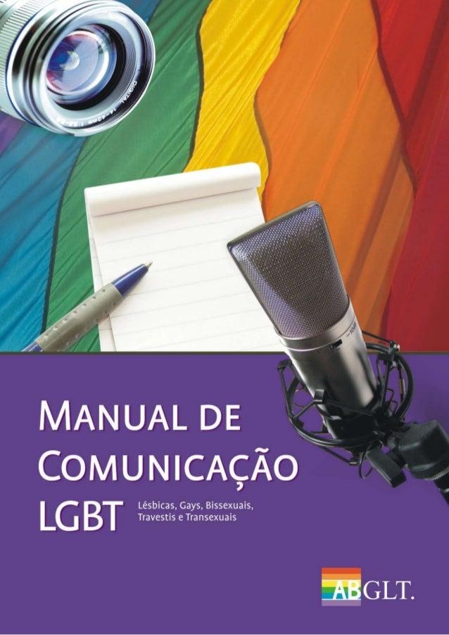 Manual de Comunicação LGBT