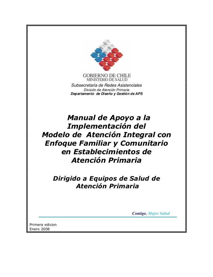 Manual comunitaria