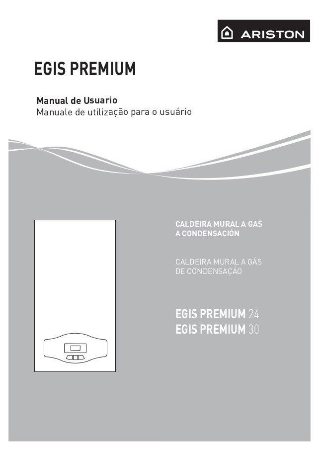 manual condensaci n ariston egis premium 24 ff