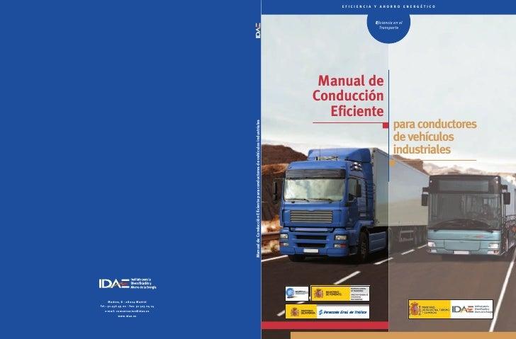 Manual conduccion industriales