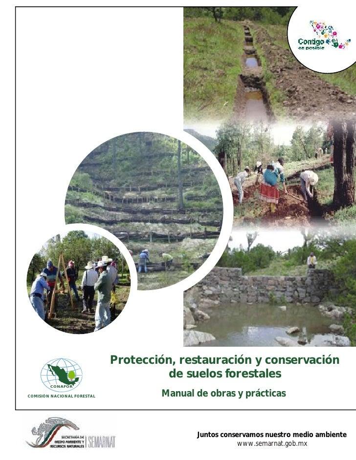 Manual de conservacion suelos