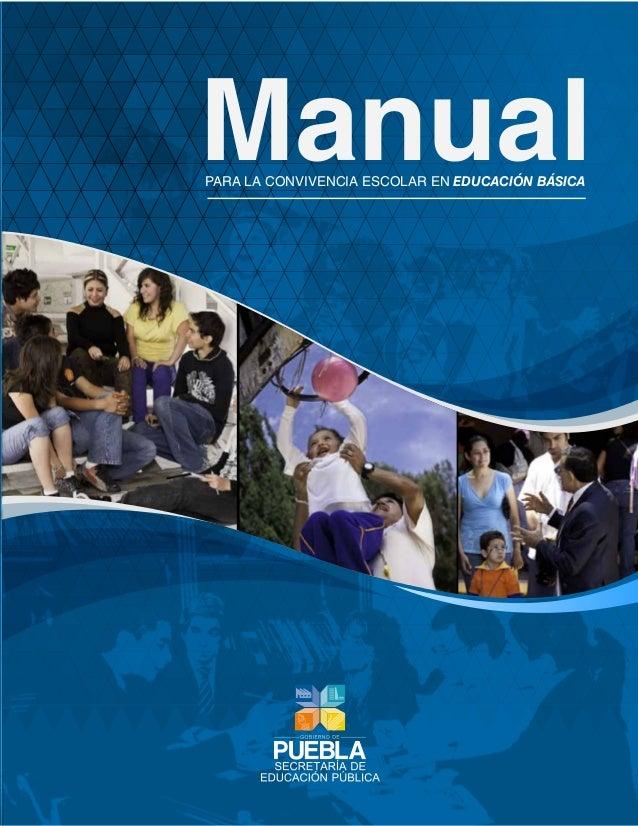 Manual Convivencia Escolar