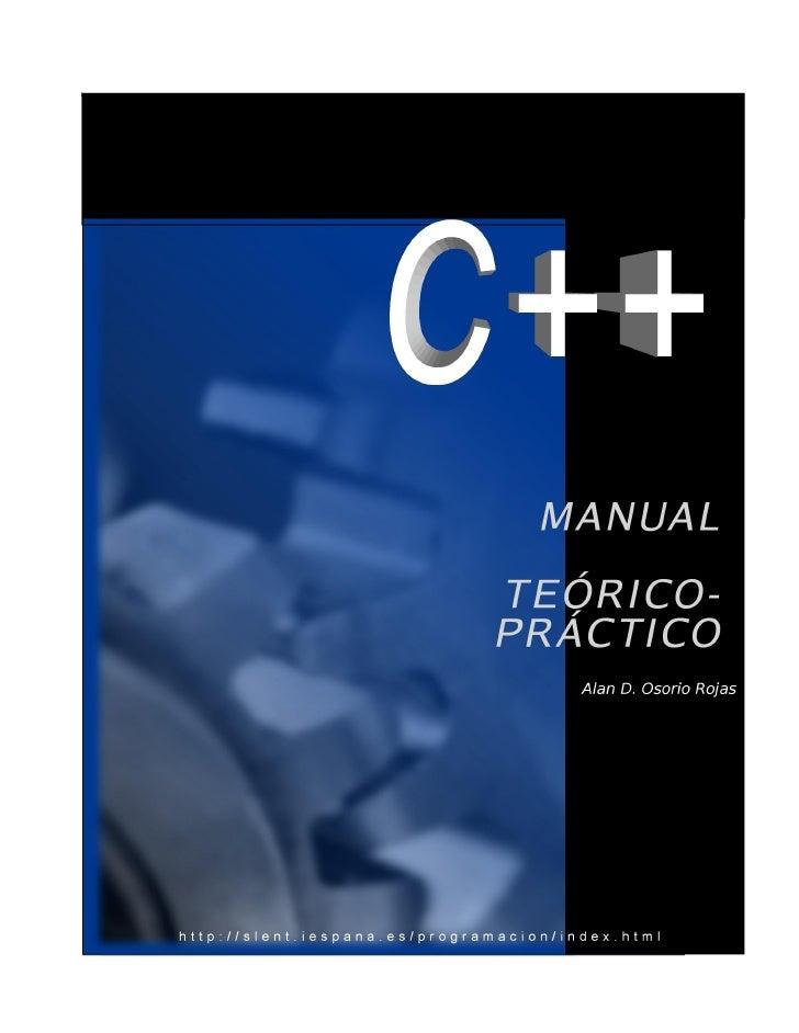 Manual c++public