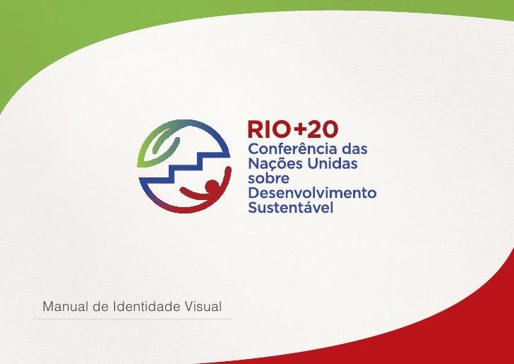 Manual da marca da Rio+20 / ONU