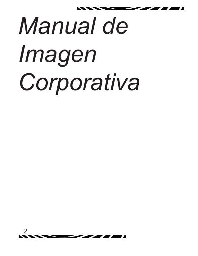 Manual de Imagen Corporativa 2