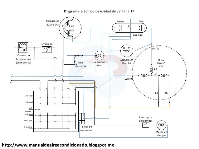Chapter 3 Generator Excitation And moreover Grundfos Control Box Wiring Diagram as well Dol Starter besides Wiring Diagram 5hp Leeson Motor The Readingrat   Throughout Electric And together with Manual De Aire Acondicionado. on 3 phase motor control wiring diagram