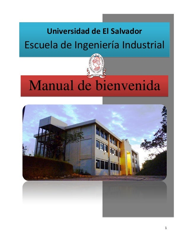 ejemplo de manual de bienvenida: