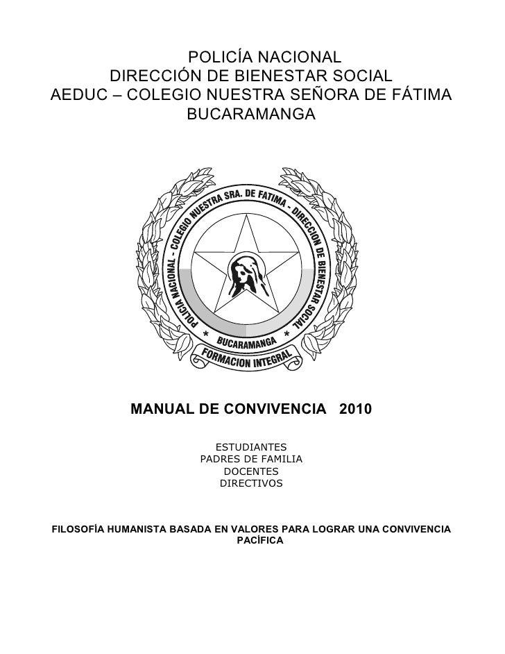 Manual de convivencia 2010[1]