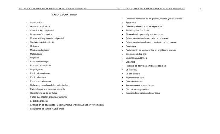 TABLA DE CONTENIDO<br />Introducción<br />Glosario de términos<br />Identificación del plantel<br />Breve reseña histórica...