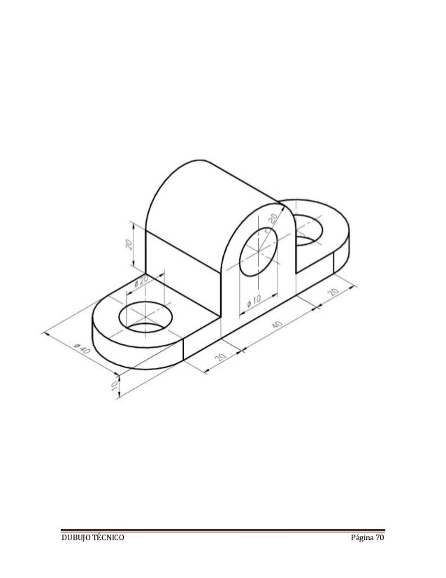 Manual de dibujo t cnico for Plano de planta dibujo tecnico