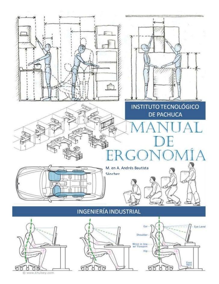 Manual de ergonomia for Libro de antropometria