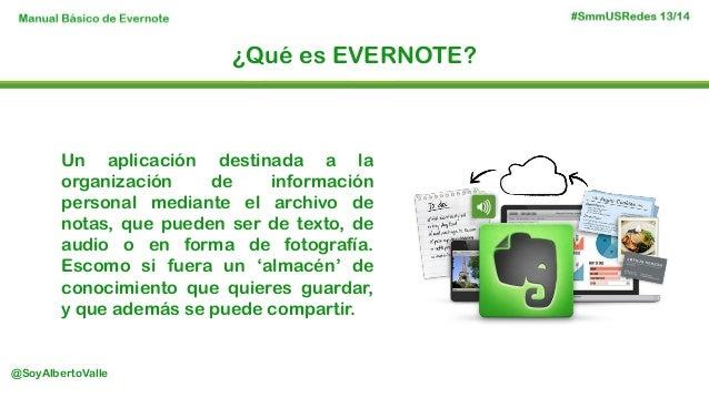 Руководство evernote
