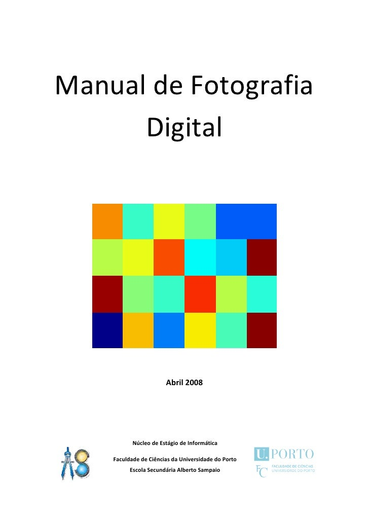 Manual de Fotografia 1