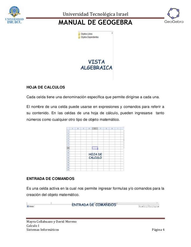 geogebra 5.0 manual pdf