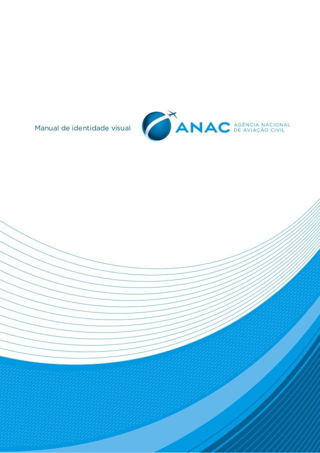 Manual de Identidade Visual da ANAC