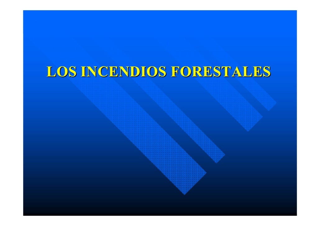 Manual De Incendios Forestales