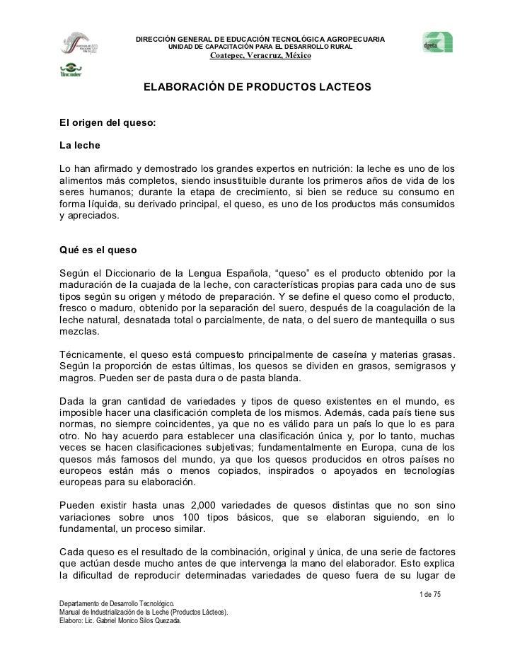 DIRECCIÓN GENERAL DE EDUCACIÓN TECNOLÓGICA AGROPECUARIA                                      UNIDAD DE CAPACITACIÓN PARA E...