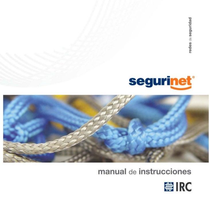 Manual de instrucciones redes sistemas s y v