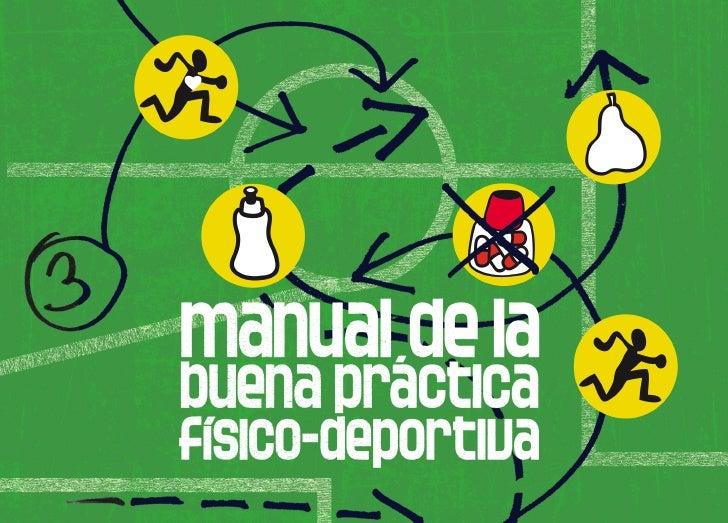Manual de la buena práctica fisico deportiva