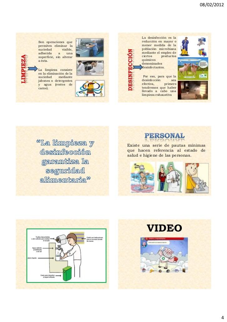 Manual de limpieza y desinfecci n 2 listo for Manual de limpieza y desinfeccion para una cocina