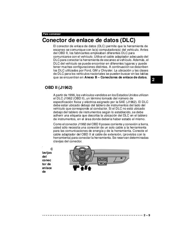 Manual del usuario spanish 16317 scanner actrom en pdf