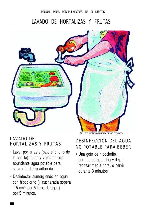 Manual de manipulacion de alimentos pdf for Manual de limpieza y desinfeccion para una cocina
