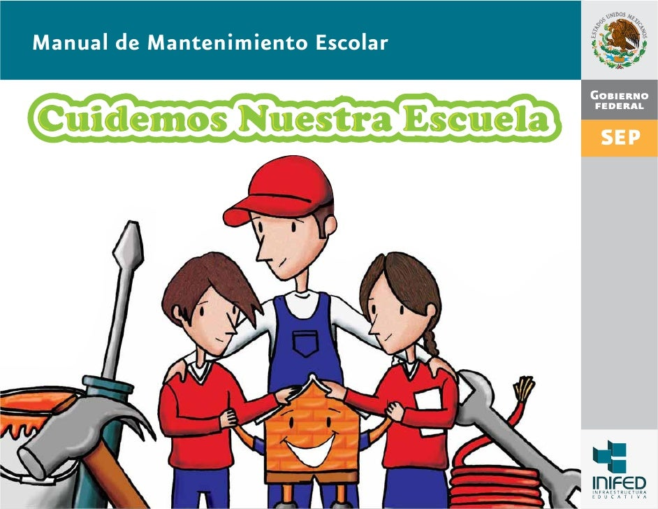Manual de Mantenimiento Escolar