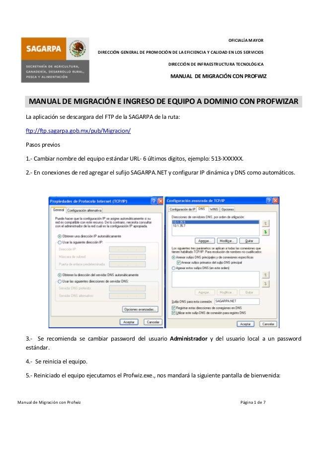 OFICIALÍA MAYOR                                  DIRECCIÓN GENERAL DE PROMOCIÓN DE LA EFICIENCIA Y CALIDAD EN LOS SERVICIO...