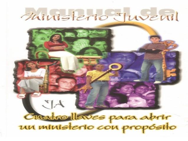 • El objetivo fundamentalEl objetivo fundamental del ministerio joven esdel ministerio joven es la salvación de losla salv...