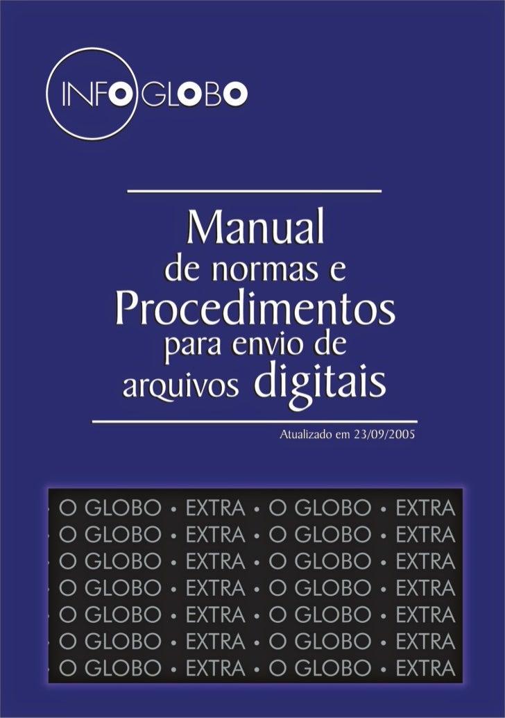 Manual Infoglobo