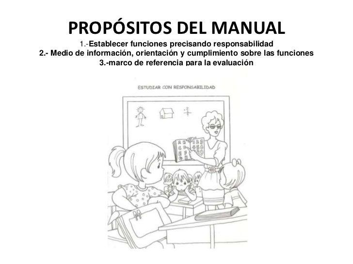 Manual de organización de preescolar del Estado de Jalisco