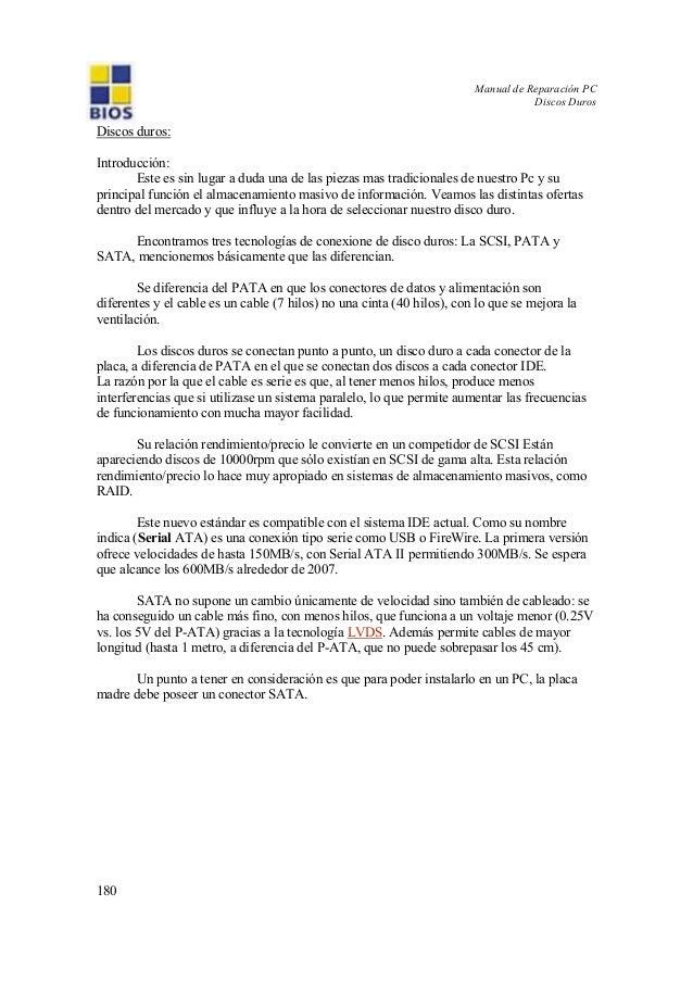 Manual de reparación pc   bolilla vii y viii - discos opticos win98 - ver2